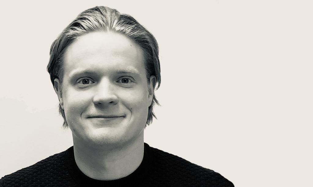 Ville Hellström nimitys