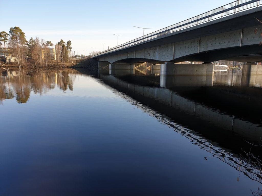 Oulujoen sillat