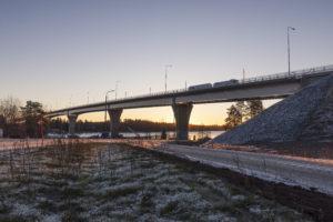 Jännevirran silta Siilinjärvi