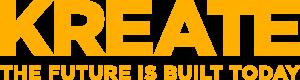 Kreate logo yellow