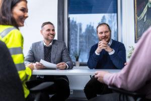 Kreate tyoyhteiso ja toimitusjohtaja Timo Vikstrom
